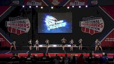 East Texas Twisters Gymnastics Tornados [2020 L2 Mini D2 Day 1] 2020 NCA All-Star Nationals