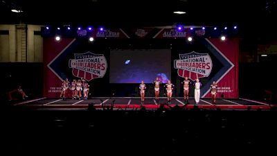 All 4 Cheer 5 Alarm [2020 L5 Small Senior Coed D2 Day 1] 2020 NCA All-Star Nationals