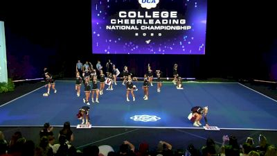 Eastern Kentucky University [2020 All Girl Division I Semis] 2020 UCA & UDA College Nationals