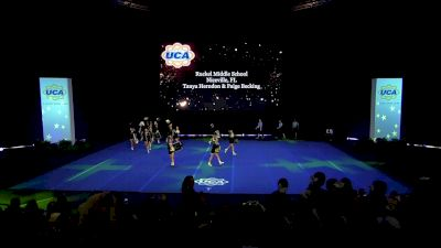 Ruckel Middle School [2020 Small Junior High Prelims] 2020 UCA National High School Cheerleading Championship