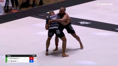 The Moment Yuri Simoes Injured His Knee at ADCC 2019