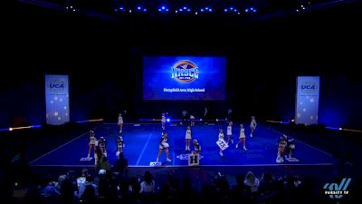 Hempfield Area High School [2019 Medium Varsity Division I Semis] 2019 UCA National High School Cheerleading Championship