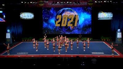 Stars Vipers - San Antonio - Miss Hiss [2021 L6 Senior Open Finals] 2021 The Cheerleading Worlds