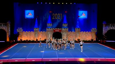 Cheer Extreme - KnockOut [2021 L3 U19 Finals] 2021 The Summit