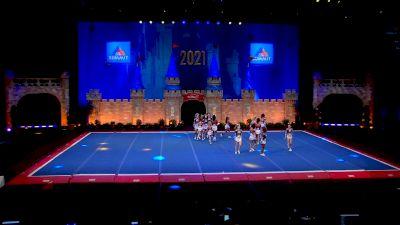 New Jersey Spirit Explosion - X5 [2021 L5 Senior - Small Finals] 2021 The Summit
