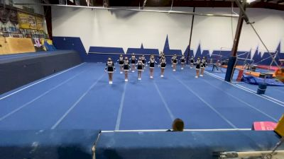 Rochester Elite Cheer - Black Envy [L3 Performance Recreation - 18 and Younger (NON)] 2021 NCA & NDA Virtual March Championship