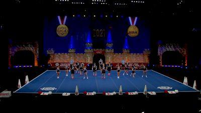 Liberty University [2021 Cheer Division IA Semis] 2021 UCA & UDA College Cheerleading & Dance Team National Championship
