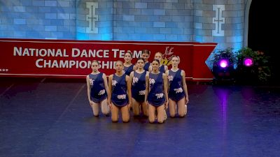 Prima Dance All-Stars - Junior Lyrical [2021 Junior - Contemporary/Lyrical Semis] 2021 UDA National Dance Team Championship