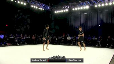 Alan Sanchez vs Andrew Tackett Emerald City Invitational