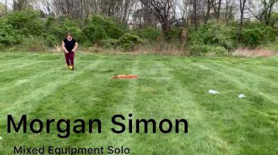 Morgan Simon - Mixed Equipment Solo