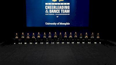 University of Memphis [2021 Division IA Hip Hop Semis] 2021 UCA & UDA College Cheerleading & Dance Team National Championship