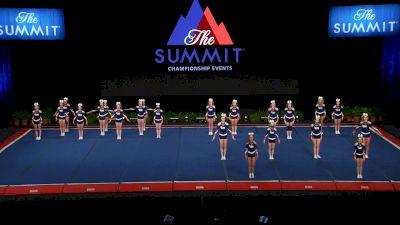 Upper Merion All Stars - Frost [2021 L3 Junior - Small Wild Card] 2021 The Summit