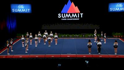 Maryland Twisters - Cold Front [2021 L3 Junior - Small Semis] 2021 The Summit
