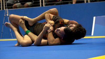 Fabian Ramirez Finds Three Submissions At No-Gi Worlds