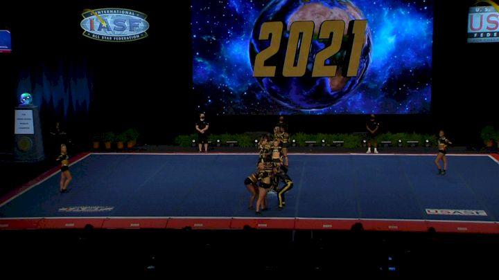 ACX - Kat Daddies [2021 L6 Senior XSmall Coed Finals] 2021 The Cheerleading Worlds