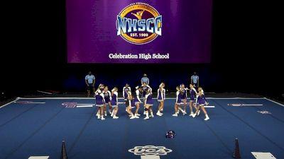 Celebration High School [2021 Small Non Tumbling Finals] 2021 UCA National High School Cheerleading Championship