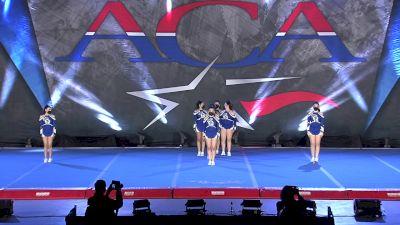 Tumble Queen - Majesty [2021 L2 Small Junior Day 1] 2021 ACA All Star DI Nationals