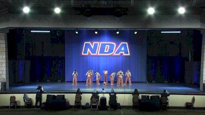 Dance Dynamics [2021 Senior Large Contemporary/Lyrical Day 2] 2021 NDA All-Star National Championship