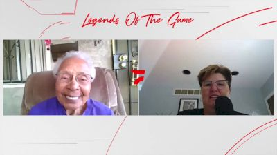 Billie Harris | Legends Of The Game (Ep. 7)