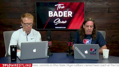 Kendric Maple Full Bader Show Interview 10-6-20