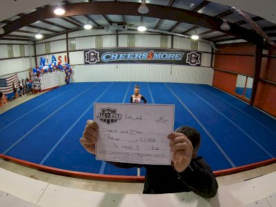 Cheers & More - Reign [L5 Junior - D2 - Small] 2021 NCA All-Star Virtual National Championship