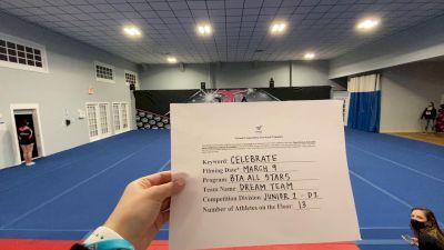 BTA All Stars - Dream Team [L2 Junior - D2 - Small] 2021 Spirit Festival Virtual Nationals
