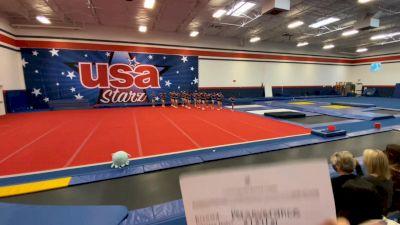 USA Starz - Bling [L3 Junior] 2021 USA All Star Virtual Championships