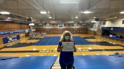 Carson High School [High School – Band Chant – Cheer] 2020USA Virtual Regional