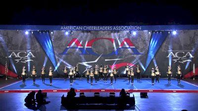 Champion Cheer - Ember [2021 L1 Senior Day 1] 2021 ACA All Star DI Nationals