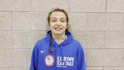 Emma Bruntil Battled Injury To Make U23 Team