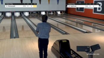 Monacelli Fires 300 In Match Play