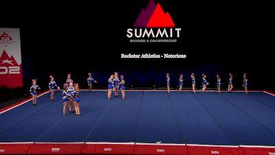 Rockstar Athletics - Notorious [2021 L2 Junior - Small Semis] 2021 The D2 Summit
