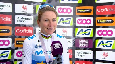 Liège-Bastogne-Liège: Annemiek Van Vleuten Always Races For The Win