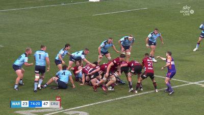 Will Jordan with a Try vs NSW Waratahs