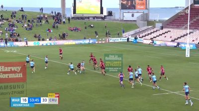 Izaia Perese with a Spectacular Try vs Crusaders