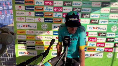 Fuglsang Takes Solo Win at Il Lombardia