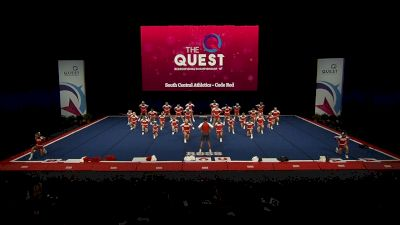 South Central Athletics - Code Red [2021 Open Traditional Rec - 18Y (NON) Finals] 2021 The Quest