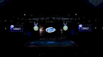 Rock Solid All Stars - SAVIORS [2021 L4 International Open Day 1] 2021 UCA International All Star Championship