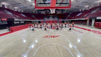 North Carolina State University Dance Team [Division IA Dance Game Day Virtual Finals] 2021 NCA & NDA Collegiate Cheer & Dance Championship