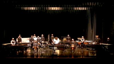 Cleveland Arts Concert Percussion - Touch - Scholastic Concert Open