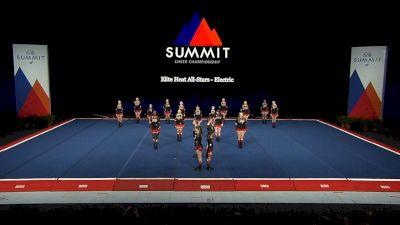 Elite Heat All-Stars - Electric [2021 L1 Junior - Small Wild Card] 2021 The Summit