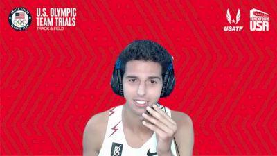Grant Fisher - Men's 10k Final