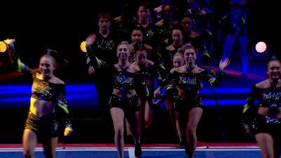 Modern American Cheer - Shade [2021 L5 Senior Coed - Small Finals] 2021 The D2 Summit