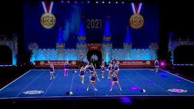 Timber Creek High School [2021 Medium Varsity Division I Finals] 2021 UCA National High School Cheerleading Championship