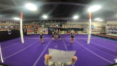 Elite All Stars of Maine - Fierce Force [L4 Junior - D2 - Small] 2021 Varsity All Star Winter Virtual Competition Series: Event II