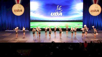 Rockwood Summit High School [2020 Medium Game Day Semis] 2020 UDA National Dance Team Championship