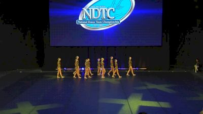 Stoney Creek High School [2020 Small Jazz Prelims] 2020 UDA National Dance Team Championship
