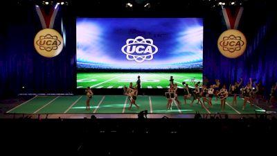 Cedar Park High School [2020 Super Game Day Division I Finals] 2020 UCA National High School Cheerleading Championship