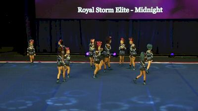 Royals Storm - Midnight [2020 L2 Performance Rec - Non-Affiliated (14Y - Small)] 2020 The Quest