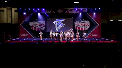 Maryland Twisters Supercells [2020 L6 Small Junior Day 2] 2020 NCA All-Star Nationals